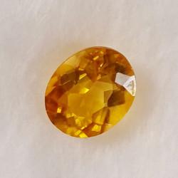 Kalcit oranžový cca 1,20 ct
