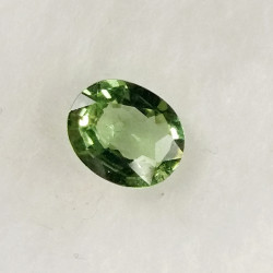 Chrom turmalín 0,75 ct
