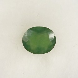 Serpentin 9x7 mm, 1,53ct